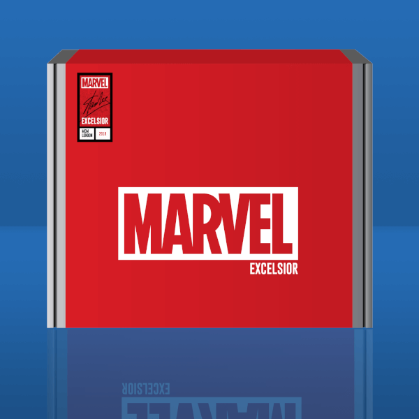 Marvel Excelsior! London Comic Con Exclusive Crate
