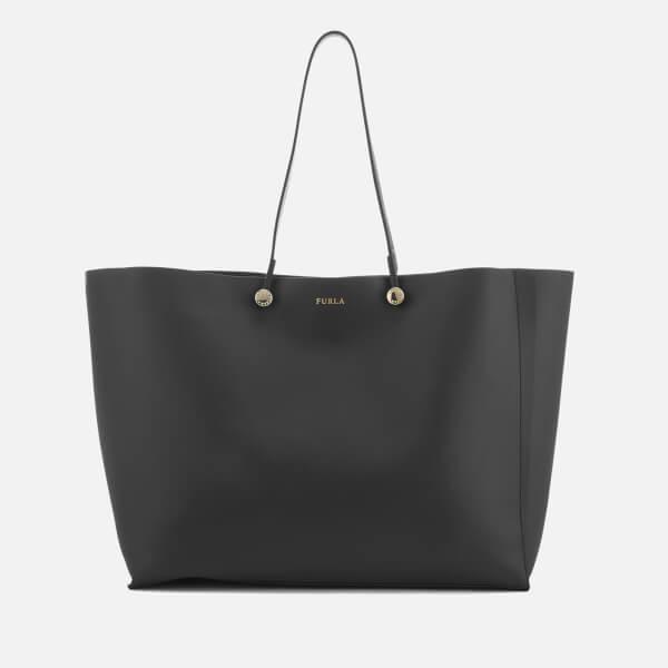 Furla Women's Eden Large Tote Bag - Black