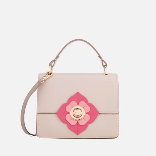 Furla Women's Delizia Mini Cross Body Bag - Beige