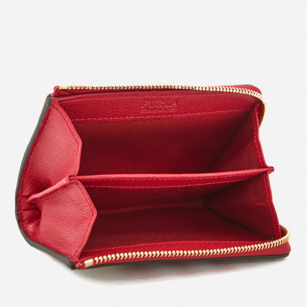 Furla Women's Babylon Small Coin Case - Red: Image 31