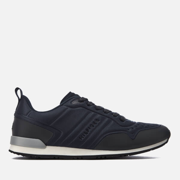 Tommy Hilfiger Men's Iconic Runner Trainers - Midnight