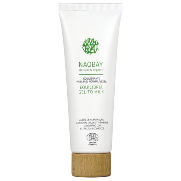 NAOBAY Equilibria Gel to Milk Cleanser