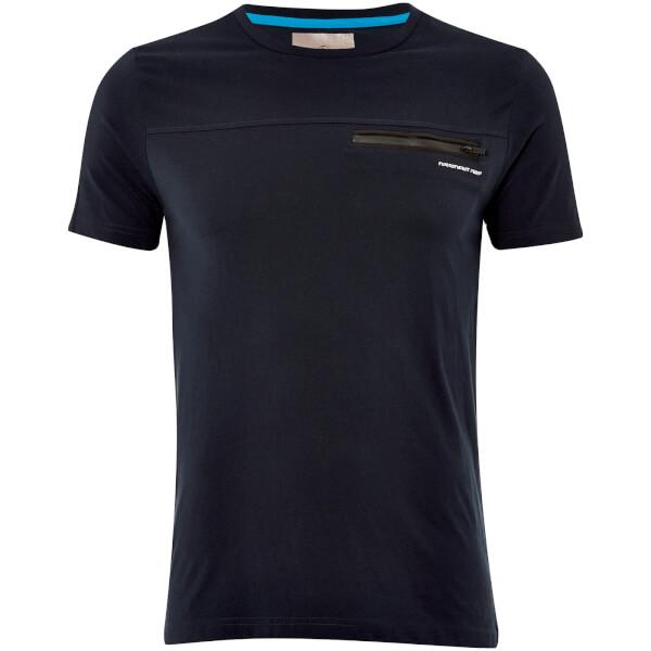 Dissident Men's Adachi T-Shirt - Navy
