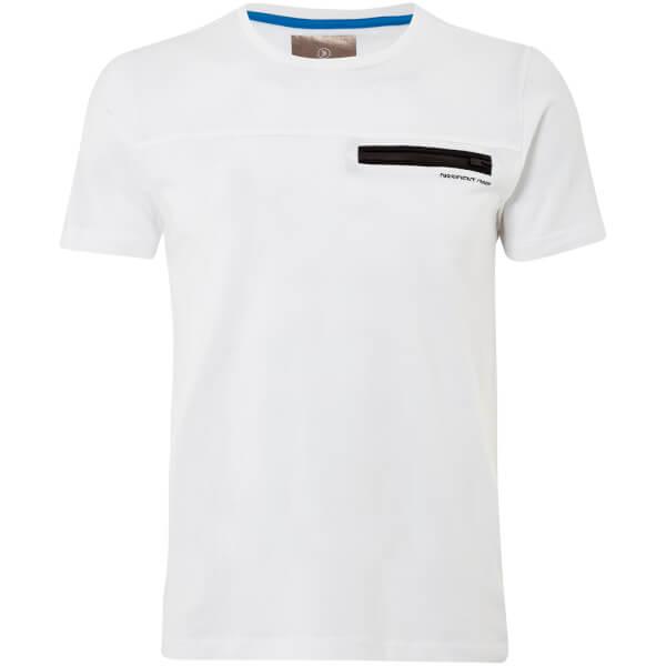 Dissident Men's Adachi T-Shirt - Optic White