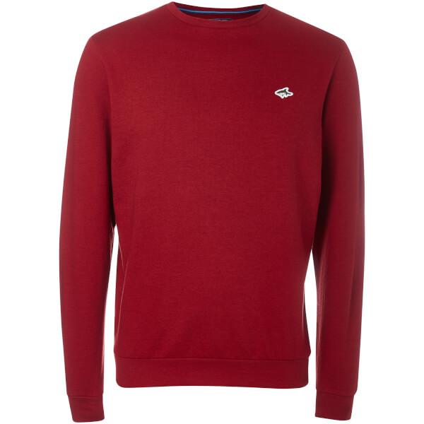Le Shark Men's Lockmead Sweatshirt - LS Red
