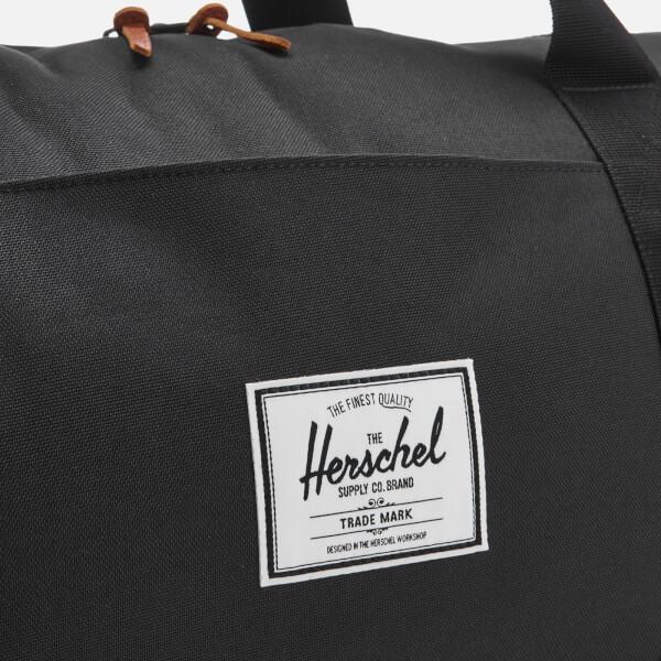 5dfd99b3ff1d Herschel Supply Co. Men s Sutton Duffle Bag - Black  Image 4