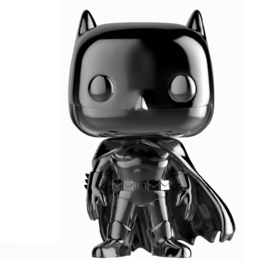 DC Comics Chrome Batman EXC Pop! Vinyl Figure