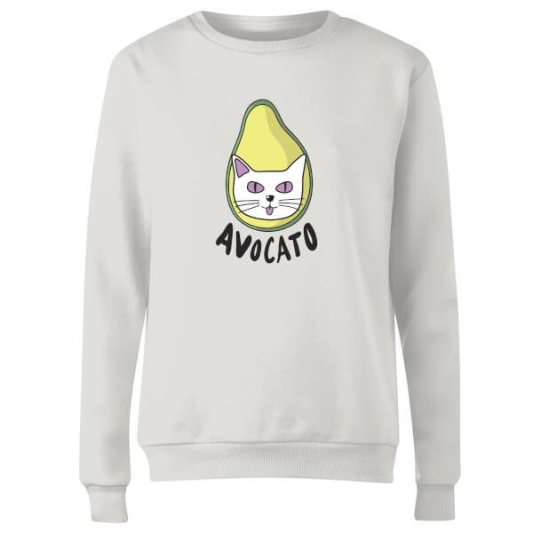 Avocato Women's Sweatshirt - White