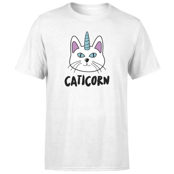 Caticorn T-Shirt - White