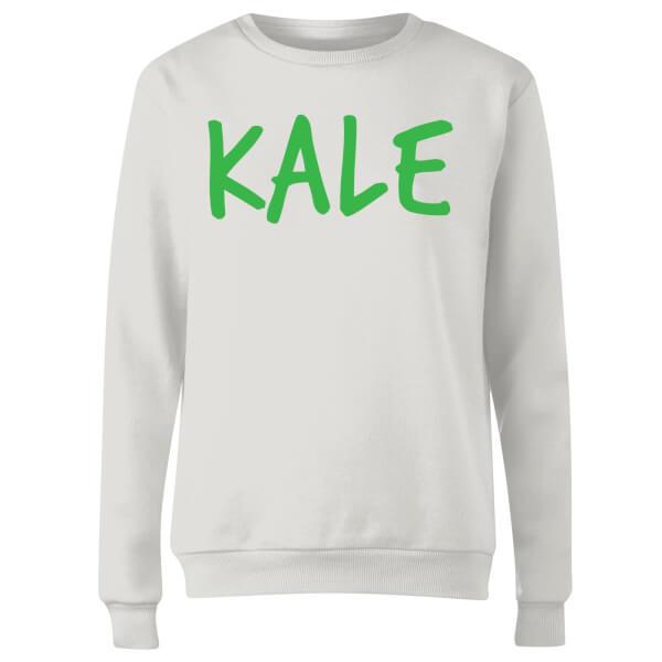 Kale Women's Sweatshirt - White