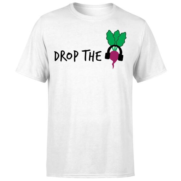 Drop the Beet T-Shirt - White