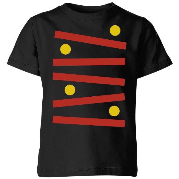 My Little Rascal Levels Gaming Kids' T-Shirt - Black