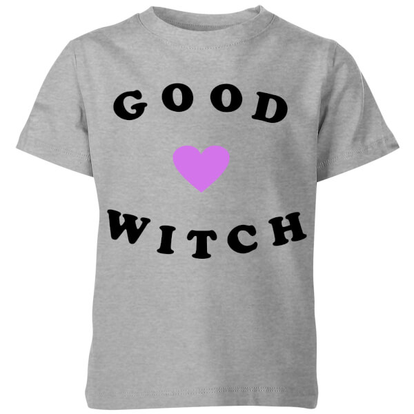 Good Witch Kids' T-Shirt - Grey