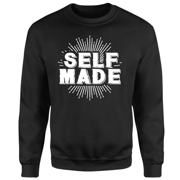 Self Made Sweatshirt - Black