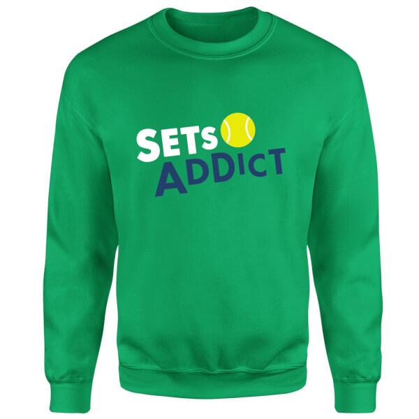 Set Addicts Sweatshirt - Kelly Green