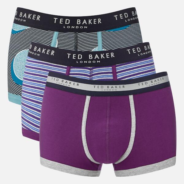 Ted Baker Men's Kelino 3 Pack Boxer Shorts - Multi