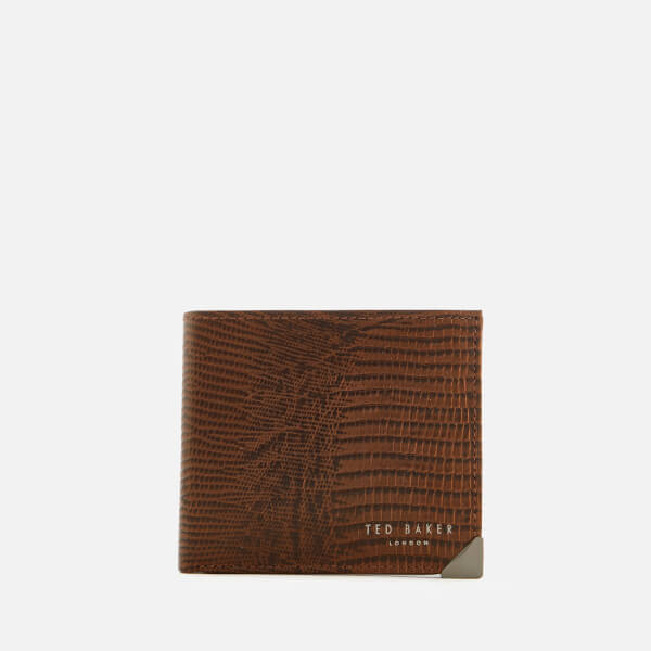 Ted Baker Men's Lizhurl Wallet - Tan