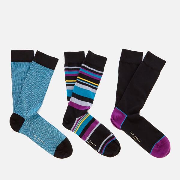Ted Baker Men's Bonila Sock Set - Multi
