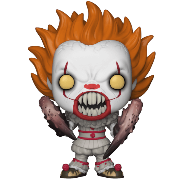 Figurine Pop 199 A Pennywise Jambes En Crabe Pop In A