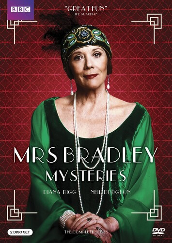 Mrs Bradley Mysteries: The Complete Series