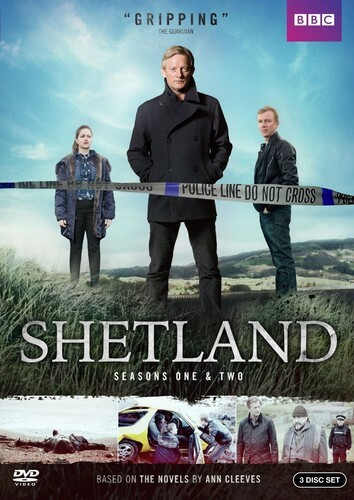 Shetland: Season One & Two