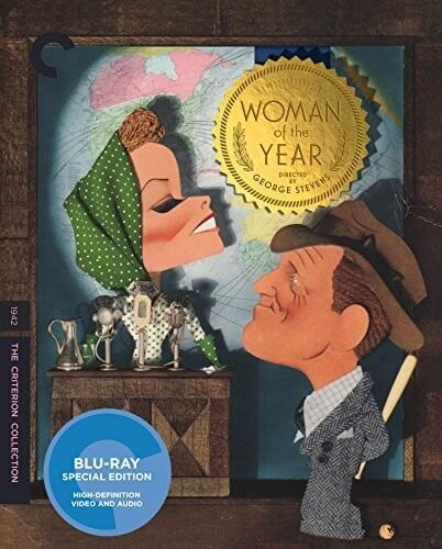 Criterion Collection: Woman Of The Year