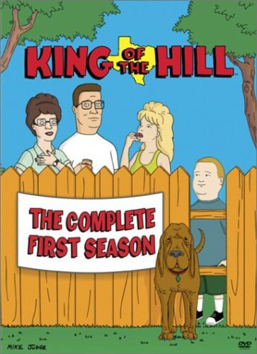 King Of The Hill: Complete Season 1