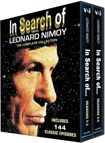 In Search Of With Leonard Nimoy - Complete Coll