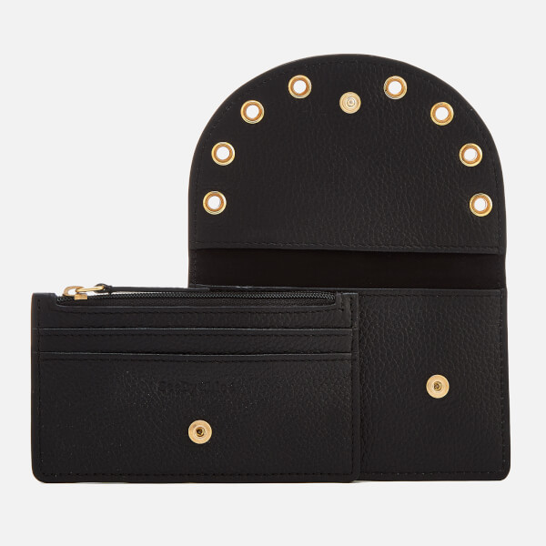 See By Chloé Women's Coin Purse - Black: Image 21