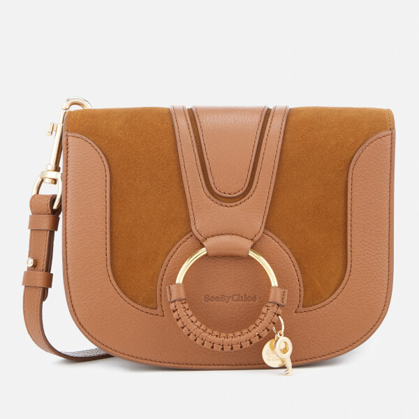 See By Chloé Women's Hana Small Shoulder Bag - Caramelo: Image 01