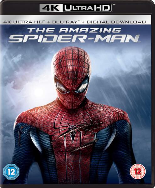 The Amazing Spider-Man - 4K Ultra HD Blu-ray