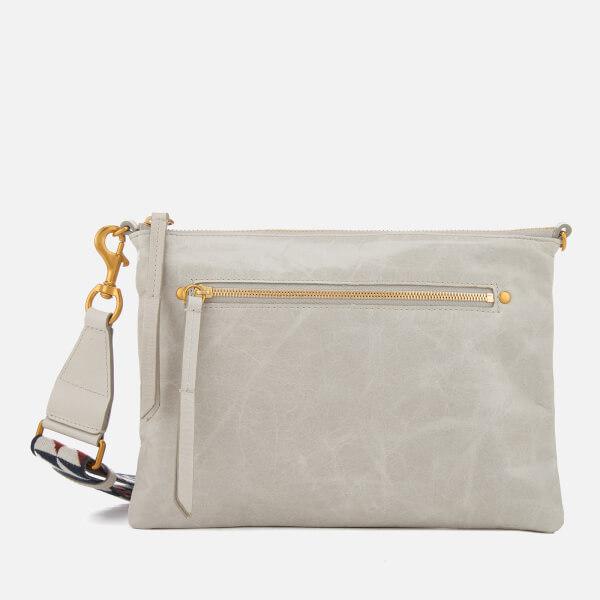 Isabel Marant Women s Nessah Cross Body Bag - Light Grey - Free UK ... 3ac565e9b2