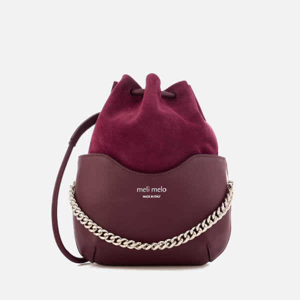 meli melo Women's Hetty Bag - Jupiter Burgundy