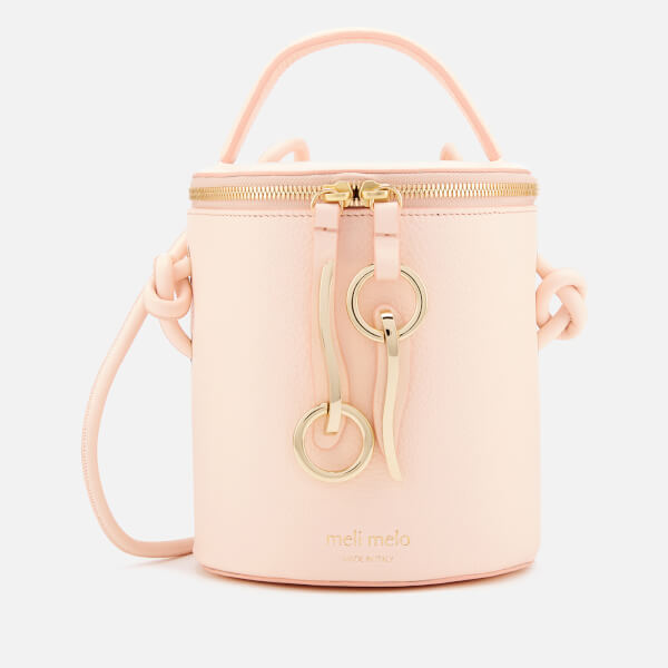 meli melo Women's Severine Bucket Bag - Saturn Nude