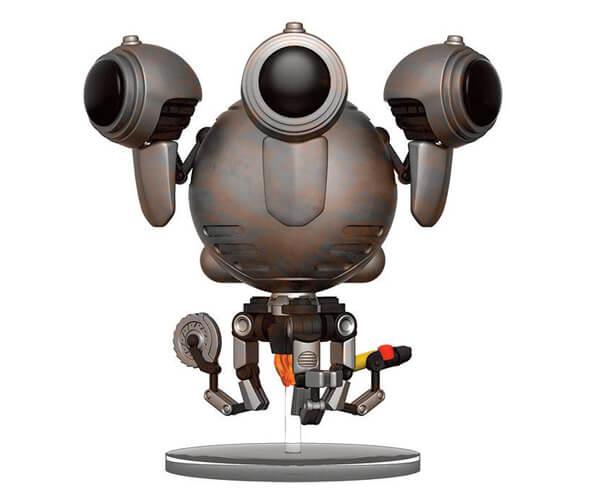 Fallout 4 Battle Codsworth Exc Pop Vinyl Figure My Geek Box