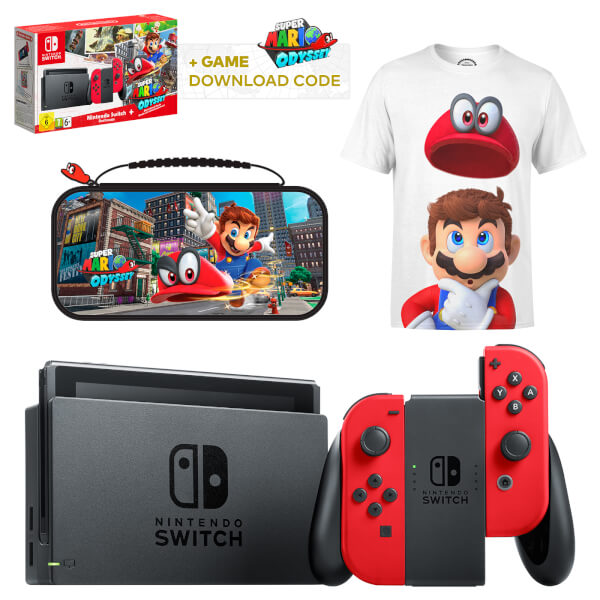 Nintendo Goomba Toys N Joys : Nintendo switch odyssey pack official uk store