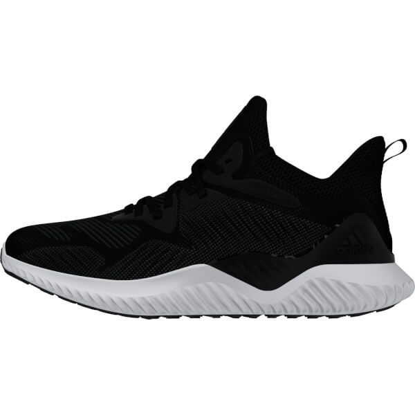 adidas Women s Alphabounce 2 Training Shoes - Black Grey Sports ... 060b4ab95d