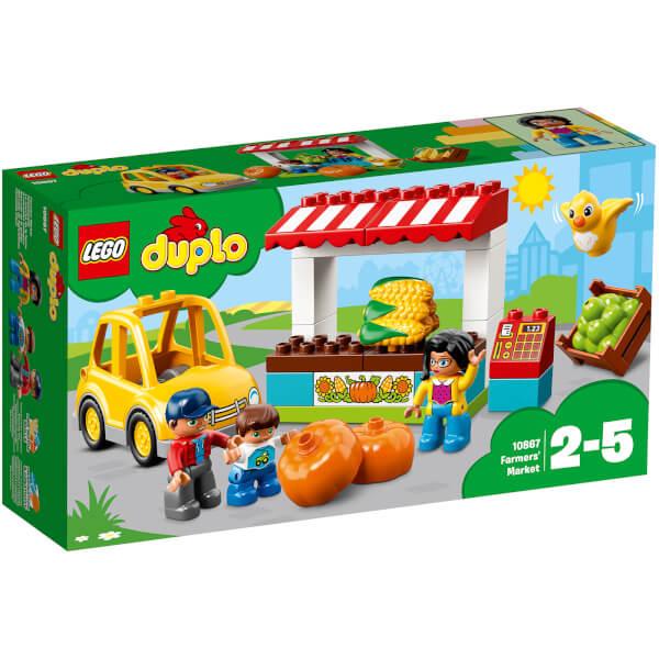 LEGO DUPLO: Farmers' Market (10867)