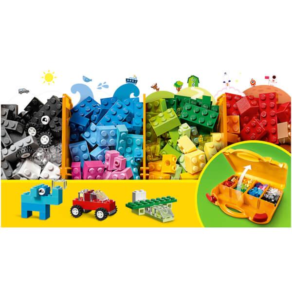 lego classic bausteine starterkoffer farben sortieren 10713 sowia. Black Bedroom Furniture Sets. Home Design Ideas