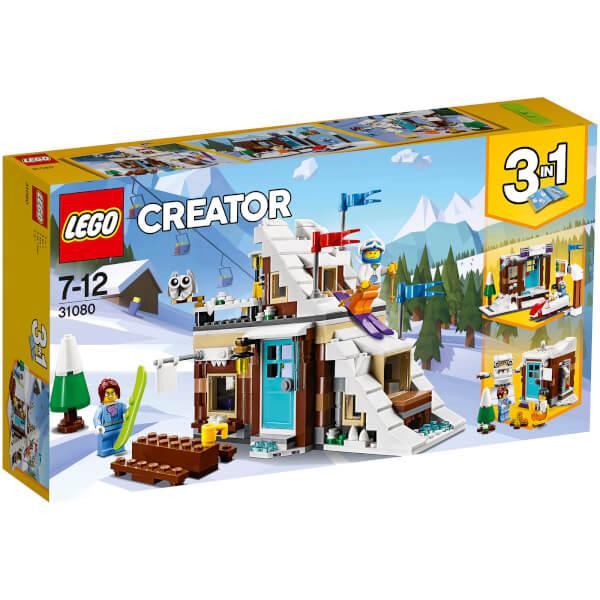 LEGO Creator: Modular Winter Vacation (31080)
