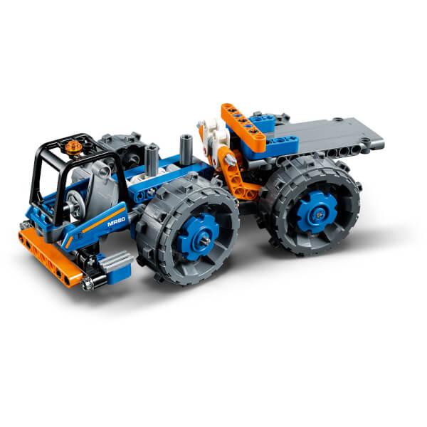 lego technic kompaktor 42071 spielzeug. Black Bedroom Furniture Sets. Home Design Ideas