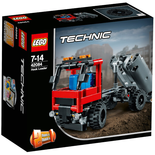 LEGO Technic: Hook Loader (42084)