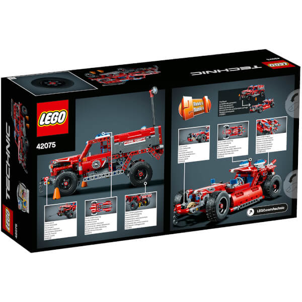 LEGO Technic: First Responder (42075) Toys