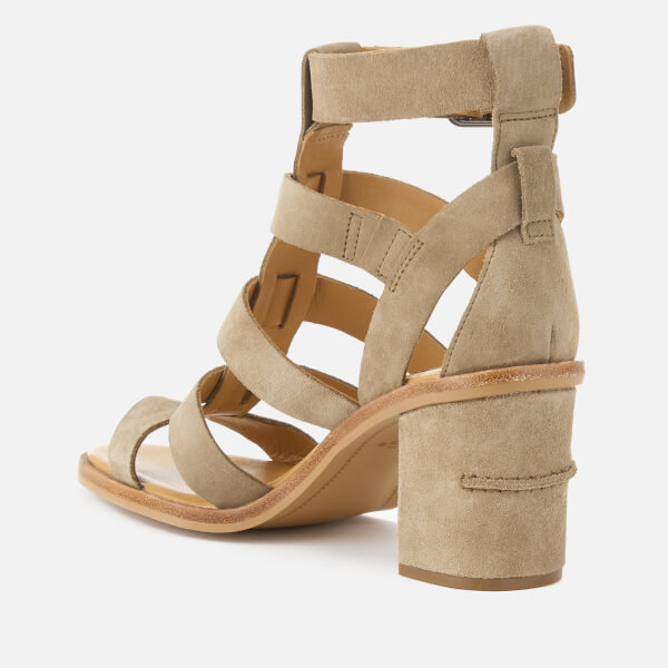 9c26362e3c3 UGG Women s Macayla Gladiator Heeled Sandals - Antelope  Image 2