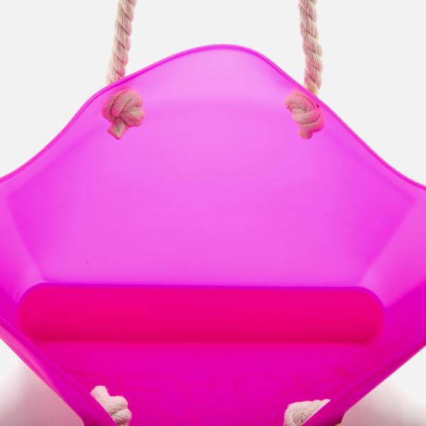 b908df39a5 Guess Women s Beach Bag - Fierce Purple  Image 5