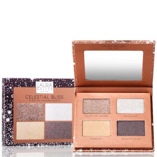 Laura Geller Celestial Bliss Hi-Def Eye Shadow Palette 5.2g