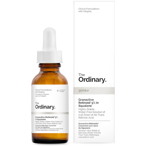 The Ordinary Granactive Retinoid Serum 5% in Squalane