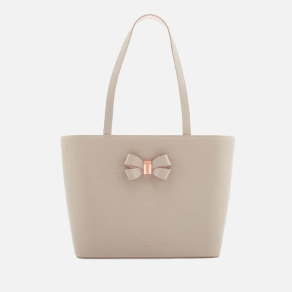 Ted Baker Women's Bowmisa Small Shopper Bag - Taupe
