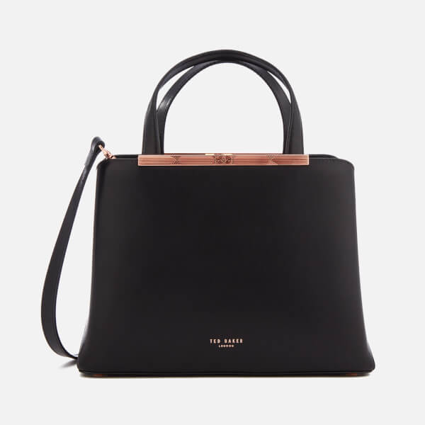 Leather Tote Bag Ted Baker