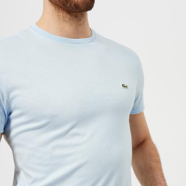 f7274e3555cb5 Lacoste Men s Crew Neck T-Shirt - Rill Clothing